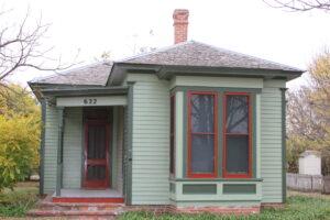 Fonda House, Stuhr Museum