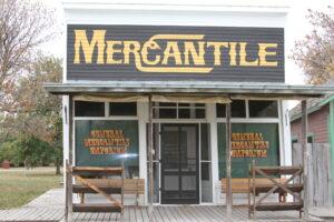 Mercantile, Railroad Town, Stuhr Museum
