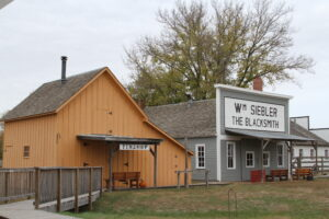 tinsmith and blacksmith shop, Stuhr Museum