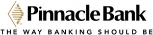 Pinnacle Bank Logo - A corporate partner of Stuhr Museum.